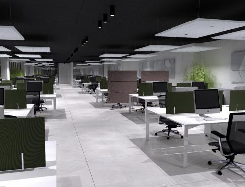Un nuovo spazio di lavoro condiviso