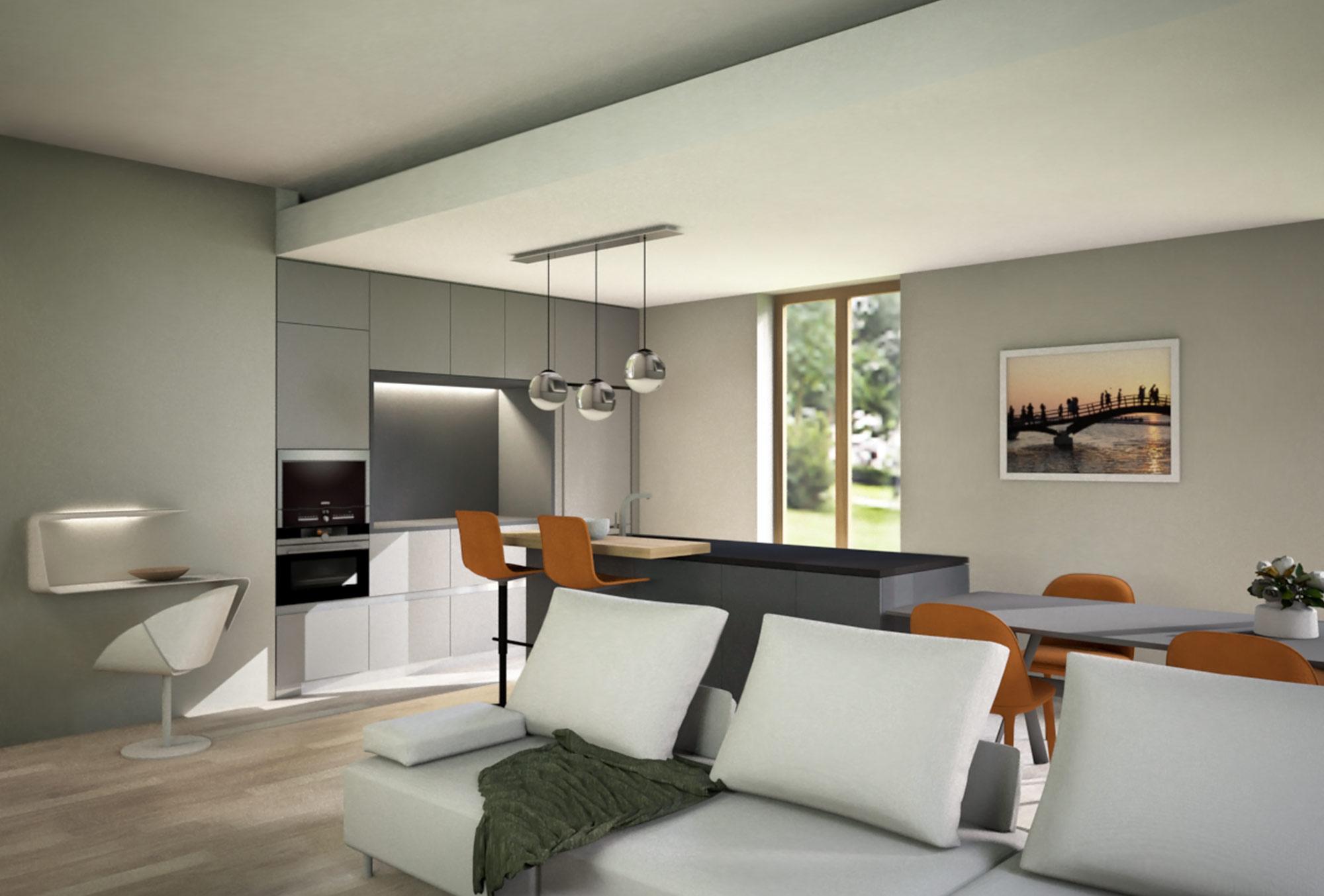 design di interni, studio by Andrea Fischetti architetto