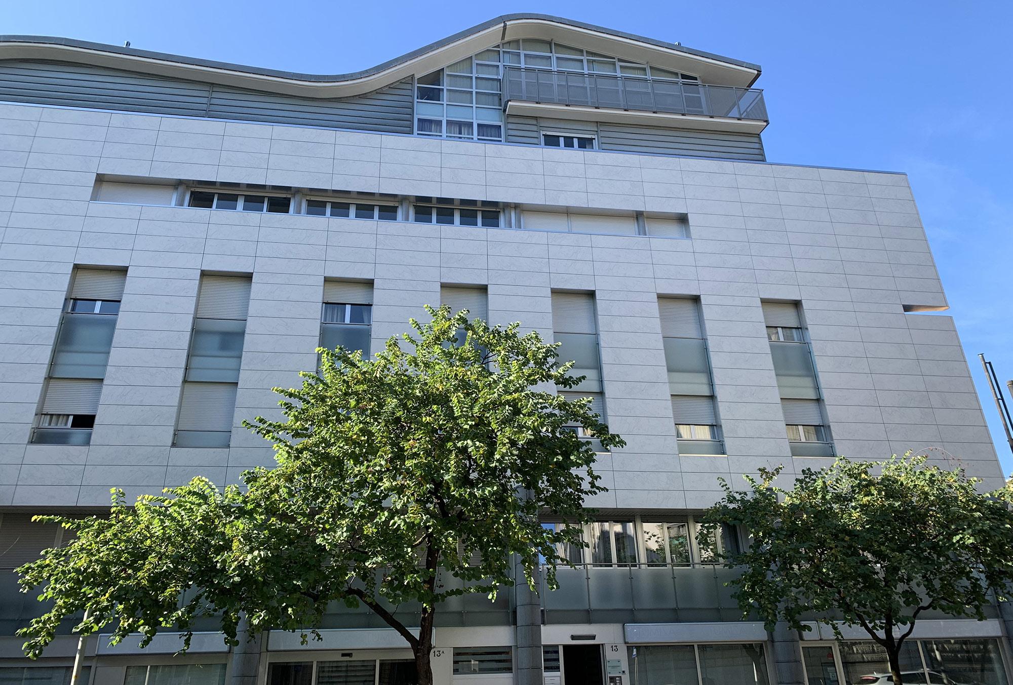 Condominio in Via Paglia a Bergamo, riqualificazione energetica
