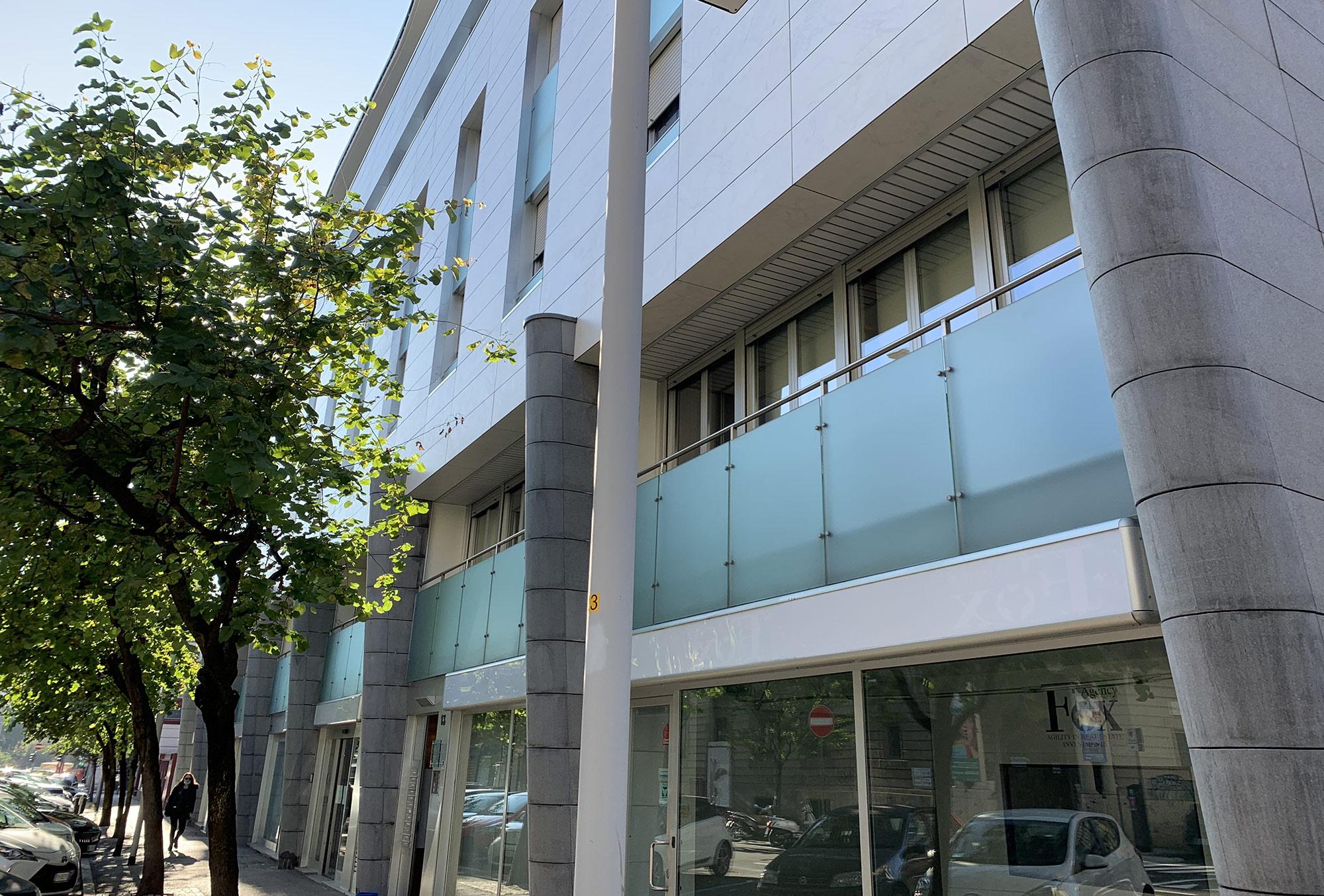 Condominio in Via Paglia a Bergamo, riqualificazione energetica.